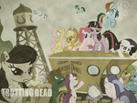 The Trotting Dead by ShinodaGE
