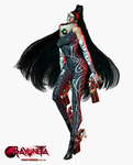 Bayonetta (Prototype) by PhilipMessina