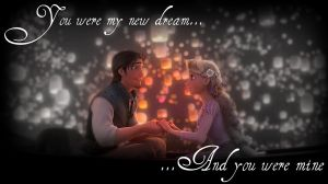 Tangled Wallpaper by warah21
