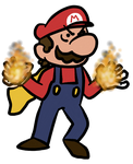 SSB Mario (Android doodle) by Mamamia64