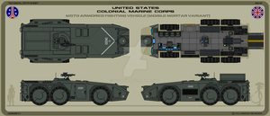 USCMC M578 AFV-MC by Wolff60