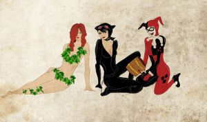 The Sirens by UPAMA