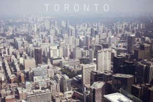 toronto by auroille