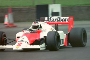 Stefan Johansson (Great Britain Tyre Test 1987) by F1-history