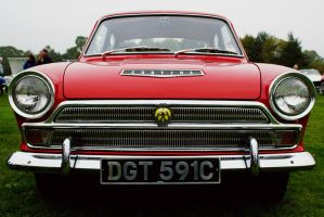 Ford Cortina Mk1, Front by FurLined