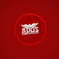 ados combo mekanize - logotype by leavedesign