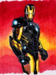 Iron-Man by LoganX0