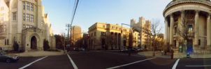 New Haven Panorama by RyanNothing