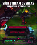 Sion Stream Overlay by DrEaMdSiNeR