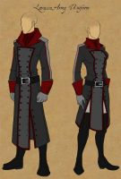 Lavassa Army Uniforms by Tales-of-Arcea