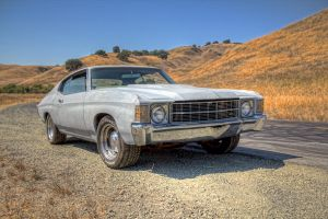 Chevelle HDR by Doogle510