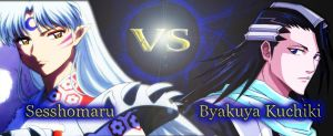 Sesshomaru vs Byakuya by thekusanagi1