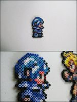 Janus from Chrono Trigger bead sprite by 8bitcraft