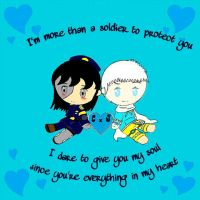 Valentine Req. #5 by cartoongirl211