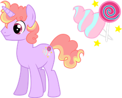 MLP Vector: Sugar Medley by outlaw4rc