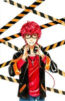 .Mystic Messenger. 707 by Noire-Ighaan
