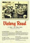 Poster: Victory Road by pelleron