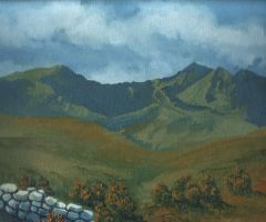 Snowdon by madmax2002