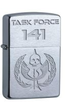 Task Force 141 Zippo by Knoxa17