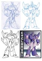 Guido's Cyclonus Stages by stourangeau