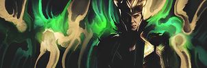 Loki Smudge by Griimmjow