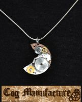 Moon pendant by Sarcastic-Coffee