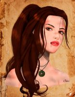 Lara Croft 83 by Orphen5
