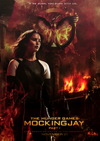 The Hunger Games: Mockingjay Part1 - POSTER by Insolatte
