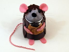 Doctor Who Paul McGann Mouse by The-House-of-Mouse
