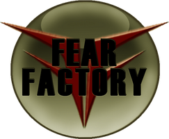 Fear Factory Dock Icon by SilentBang