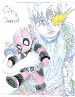 Cable and Deadpool- Kids by deadpool24