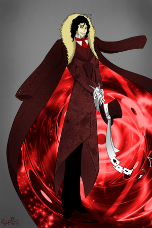 One Piece character - Doctor Sigmund Krona