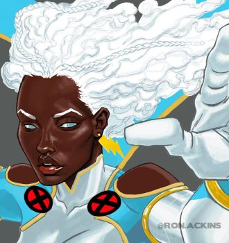 storm detail by RonAckins