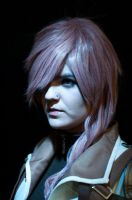 Lightning - FFXIII by L-Maverick