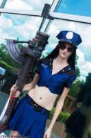 Officer Caitlyn 10 by Insane-Pencil