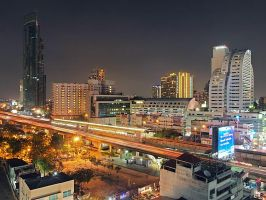 colorful BKK 3 by geckogr