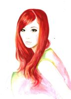 Rina from SCANDAL I Colour Ver. by Jai-D