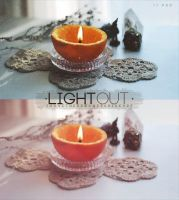 Light Out - .Psd by Ihavethedreamersdise