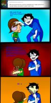 Ask john egbert 73 by LeijonNepeta