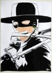 The Mask of Zoro by mugiwaragrl