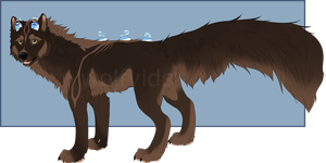 Bubble wolf auction :closed: by Wolfvids
