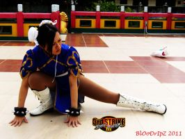 Chun Li Pose 9 by BlOoDrIpZ