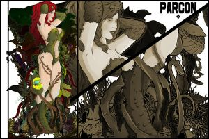 POISON IVY by Ernie-Parcon