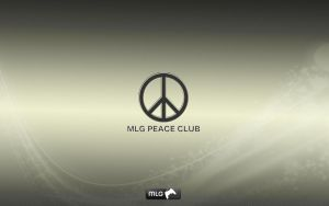 MLG Peace Club Wallpaper by creynolds25