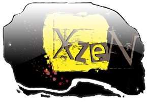 Xzen logotype 1.0 by Little-FR34K