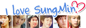 I love SungMin by KyuBel