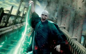 Action Voldemort Wallpaper by HarryPotter645