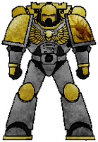 DraconicFear - Space Marine Chapter Colours by Krediath