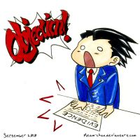 OBJECTION by Meam-chan