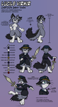 Lucile Reference 2016 by Virmir
